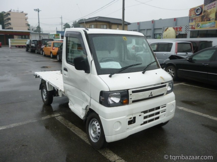 Damaged Mitsubishi Minicab 2010 Best Price For Sale And Export In