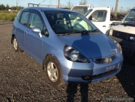 Used Honda Fit HatchBack (2001)
