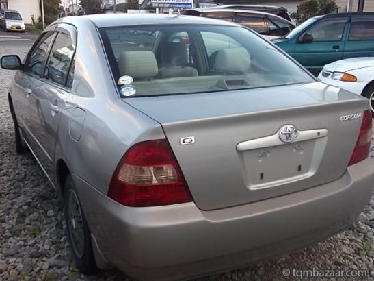 Used Toyota Corolla Sedan (2000)