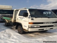 Used Isuzu ELF Dump (1992)