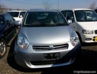 Used Toyota Passo HatchBack DBA-KGC35 (2011)