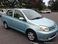Used Toyota Platz Sedan (2005)
