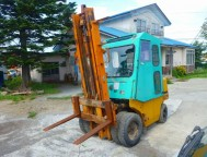 Used TCM Forklift Forklifts FD30Z5 (1990)