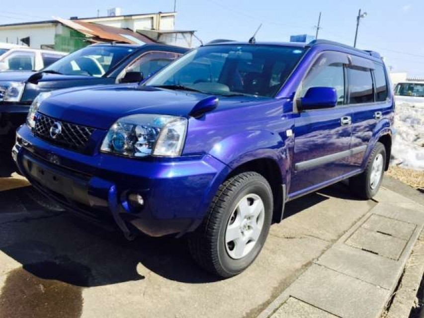 Used Nissan X Trail Best Price For Sale And Export In Japan