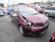 Damaged Toyota Vitz HatchBack (2011)
