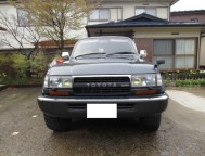 Used Toyota Land Cruiser SUV (1993)