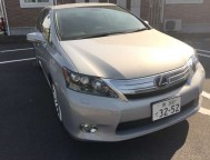 Used Toyota lexus Sedan ANF10 (2011)