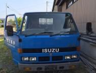 Used Isuzu ELF Dump NKR58ED (1989)