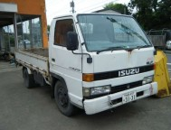 Used Isuzu ELF Truck Trucks NHS55E (1992)