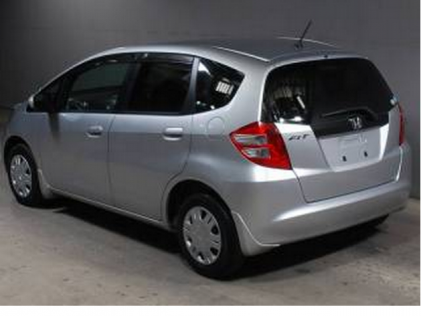 Honda Fit New Model >> Used Honda Fit 2008 best price for sale and export in Japan eAutoBazaar