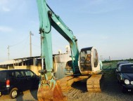 Used Kobelco Excavator Excavator SK120 (1995)