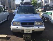 Used Suzuki Escudo SUV E-TD01W (1997)