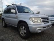 Used Mitsubishi Pajero iO SUV GH-H77W (2000)