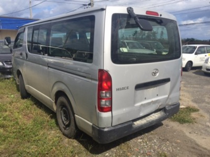 Toyota hiace used for sale
