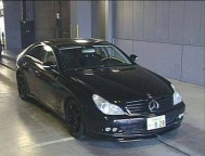 Used Mercedes Benz Sedan CBA-219375 (2005)