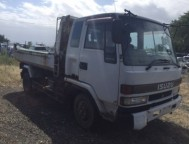 Used Isuzu FORWARD Dump U-FRR32DBD (1992)