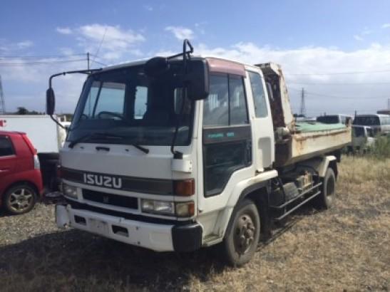 Used Isuzu FORWARD Dump U-FRR32DBD (1992)