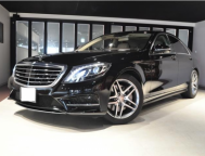 Used Mercedes BENZ S CLASS Sedan DAA-222057 (2015)