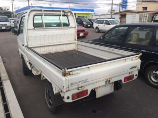 Used Suzuki Carry Truck Mini Truck DD51T (1997)