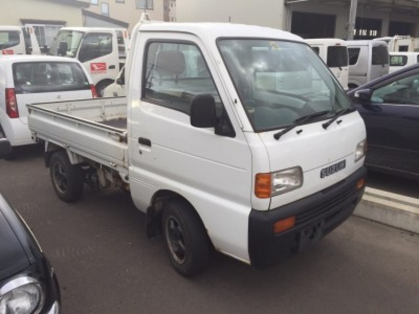 Used Suzuki Carry Truck Mini Dd51t 1997