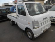 Used Suzuki Carry Truck Mini Truck EBD-DA63T (2007)