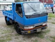 Used Mitsubishi Canter Dump FE517BD4 (1994)