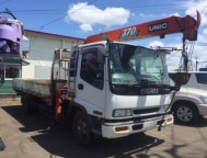 Used Isuzu FORWARD Truck Crane FRR32K1 (1994)