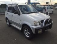 Used Daihatsu Terios SUV J100G (1998)
