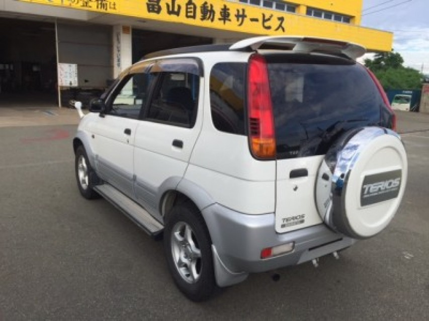 Used Daihatsu Terios Best Price For Sale And Export In Japan
