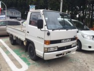 Used Isuzu ELF Trucks NHR55E (1993)