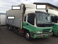 Used Isuzu FORWARD WING TRUCK KK-FRD33L4 (2003)