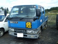 Used Mitsubishi Canter Trucks FE51CB (2001)