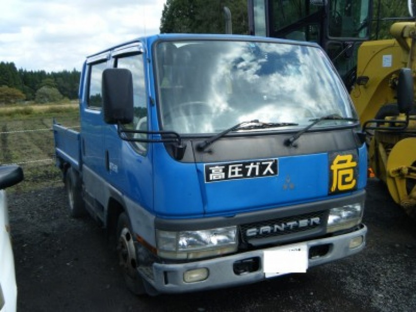 51d5eeae52 Used Mitsubishi Canter 2001 best price for sale and export in Japan ...