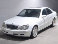 Used Mercedes BENZ S CLASS Sedan (1999)
