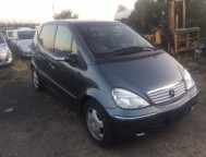 Used Mercedes BENZ A CLAA HatchBack GH-168133 (2002)