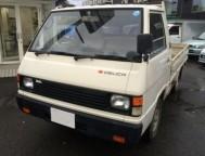 Used Mitsubishi DELICA TRUCK TRUCK L-L036P (1986)