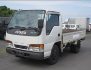 Used Isuzu ELF Trucks KK-NHS69EA (1998)
