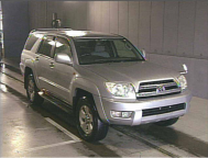 Used Toyota Hilux Surf SUV VZN215W (2005)