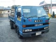 Used Isuzu ELF Dump NKR66ED (1994)