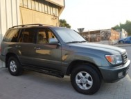 Used Toyota Land Cruiser SUV UZJ100L (1999)