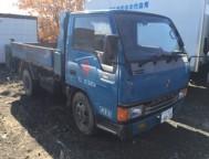 Used Mitsubishi Canter Dump FE317BD (1993)