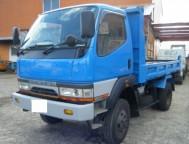 Used Mitsubishi Canter Dump FG538BD (1995)