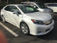 Used Toyota lexus Sedan ANF10 (2010)