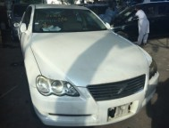 Used Toyota Mark X Sedan GRX120 (2006)