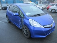 Damaged Honda Fit HatchBack GP1 (2011)