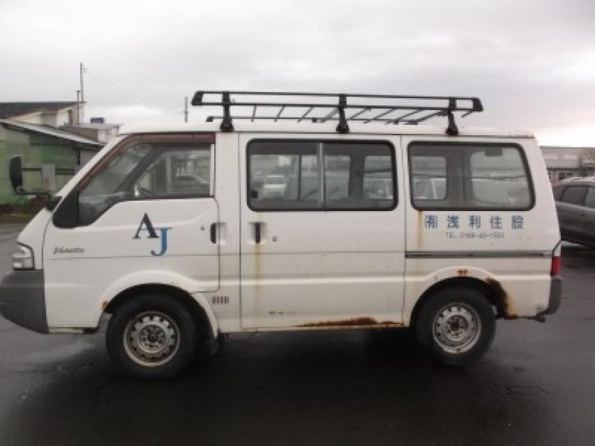 Used Nissan Vanette 2000 best price for sale and export in Japan ...