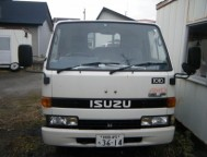 Used Isuzu ELF Trucks NHS55E (1992)