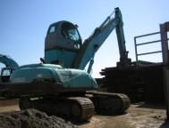 Used Kobelco Excavator Excavator SK220LC-3 (1999)
