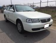 Used Nissan Sunny TA-FNB15 (2002)