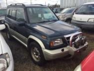 Used Suzuki Escudo SUV TD51W (1996)